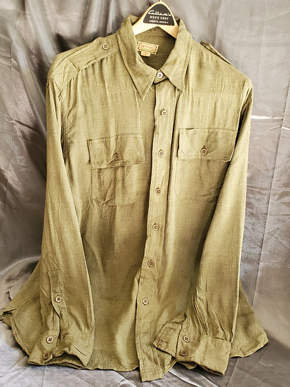 WWII STYLE OFFICER SHIRT
