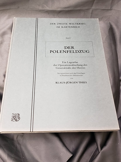 BOOK DER POLENFELZUG