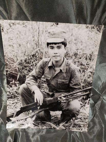 VIETNAM ERA PHOTO
