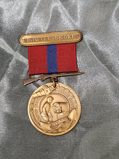 WWI US MARINE CORPS GOOD CONDUCT MEDAL