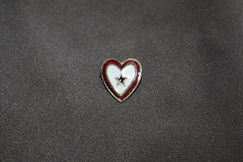 WWII Sweetheart Pin - Son in Service