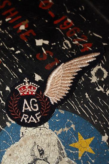 WWII RAF Air Gunner Wings