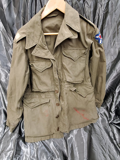 POST-WWII  M43 MAJOR JACKET 21st ARMY CORPS