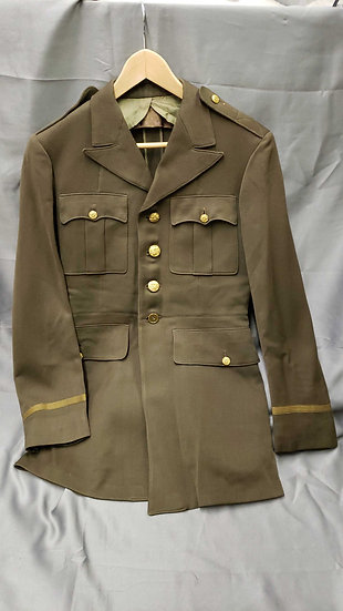 WWII US OFFICER CLASS A JACKET