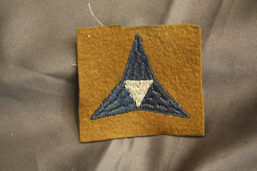 WWI US Army Third Corps Patch