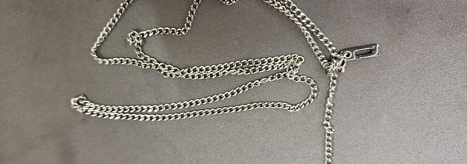 Reproduction M1940 Dog Tag Chain aka Sister Chain
