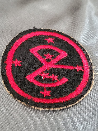 WWII US 27TH INFANTRY DIVISION PATCH