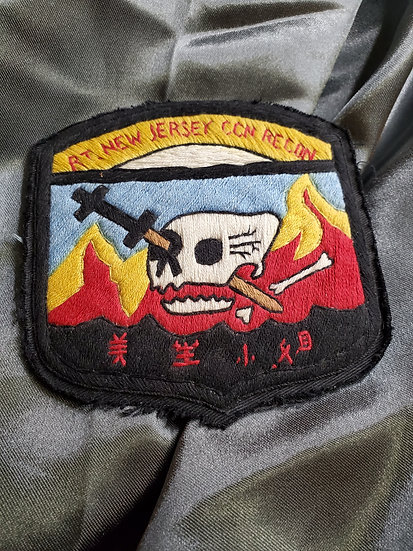 VIETNAM RT NEW JERSEY CCN RECON PATCH