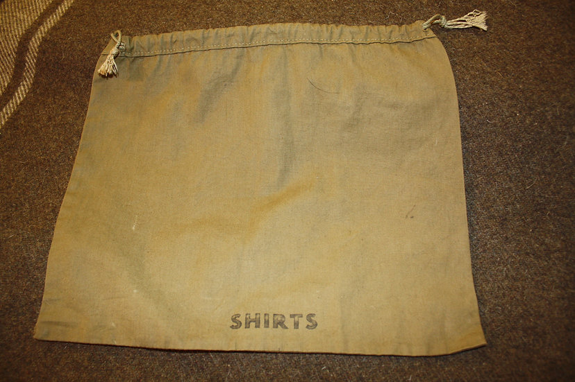 WWII US Soldier Laundry Bag