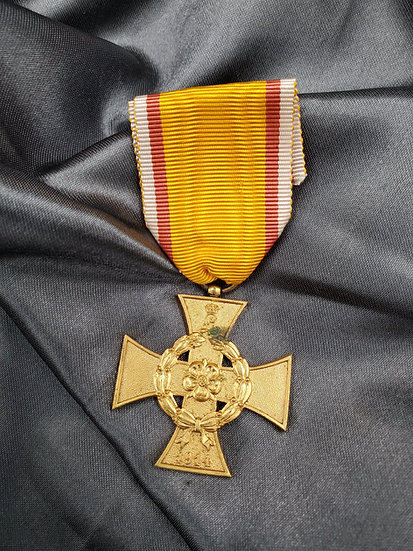 WWI ERA LIPPE DETHOLD MEDAL SECOND CLASS