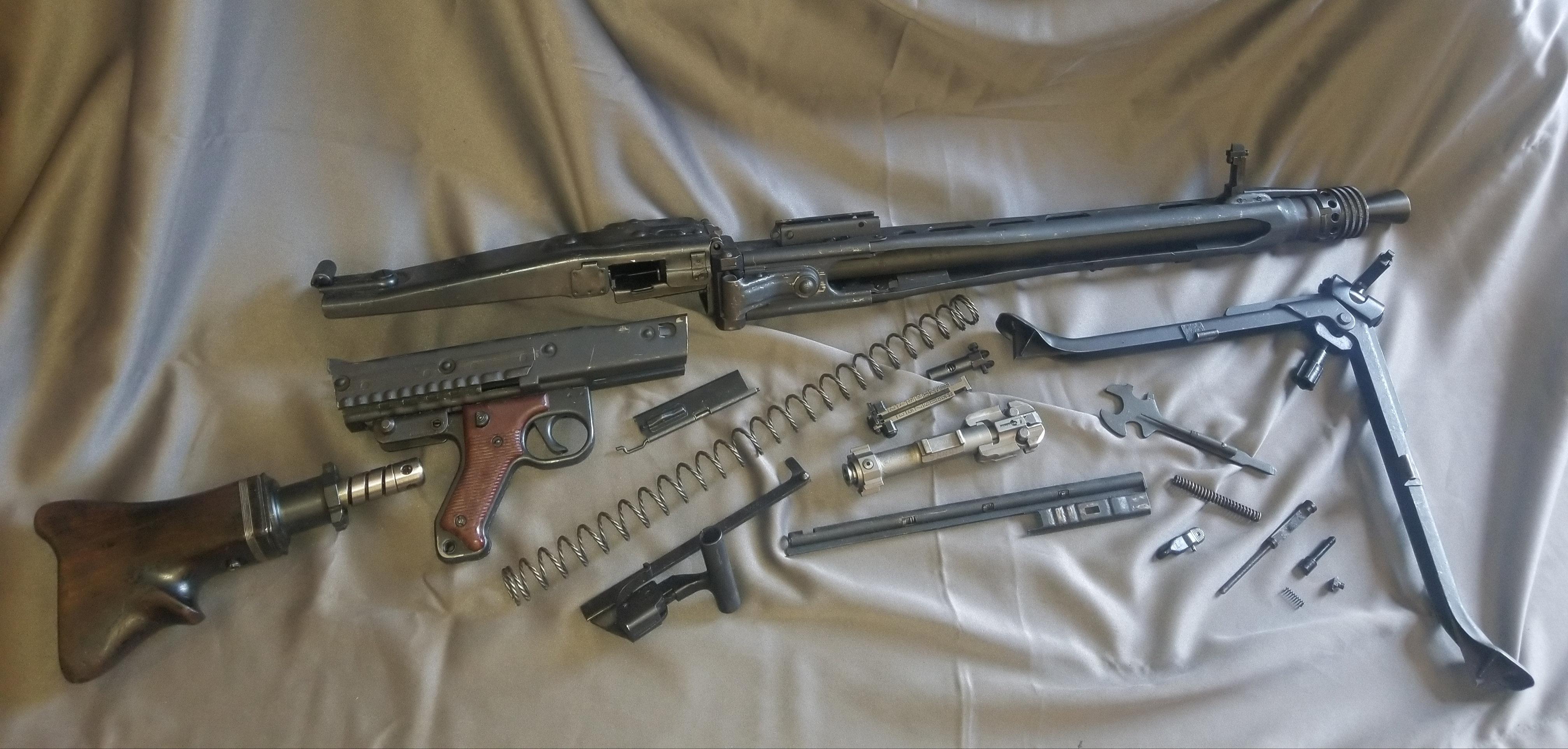 MG42/MG53 Parts Kit