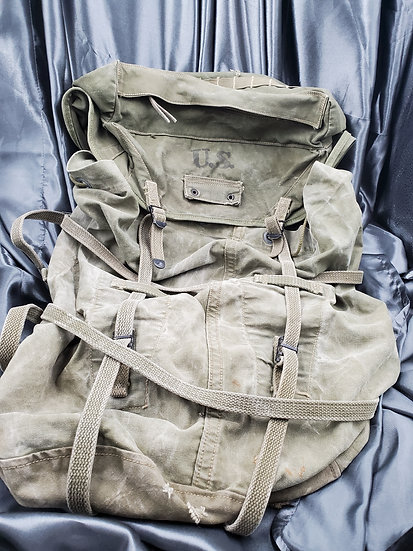 WWII US JUNGLE PACK