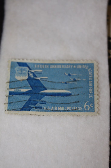 50th Anniversary Air Force Commemorative Stamp