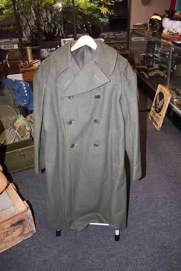 WWII USMC Overcoat