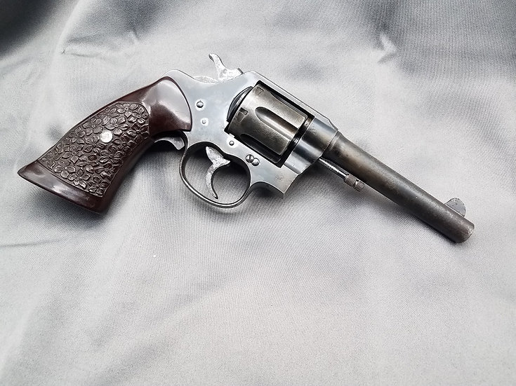 COLT RUSSIAN LAND LEASE .44 SPECIAL REVOLVER