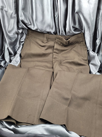 WWII US OFFICER ELASTIQUE TROUSERS