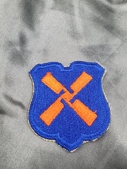 WWII 12TH CORPS PATCH