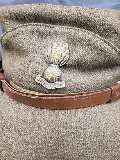1950's Canadian Winter Army Hat