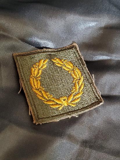 WWII UNIT CITATION PATCH