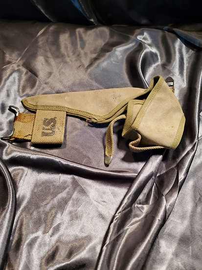 WWII PICK AXE COVER