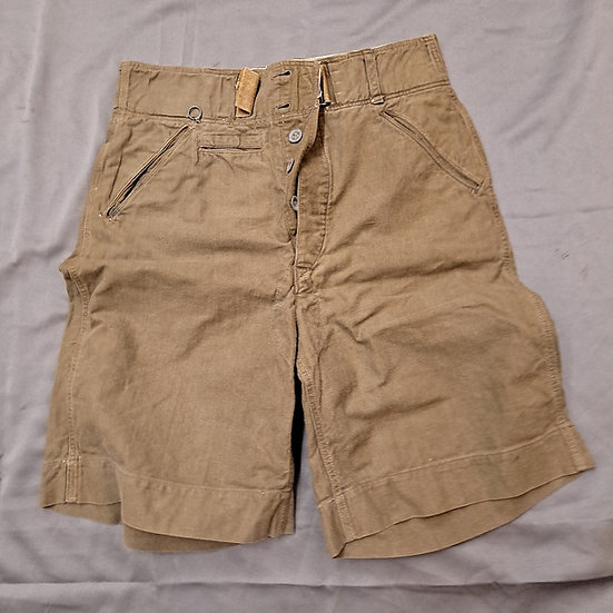 WWII GERMAN TROPICAL SHORTS