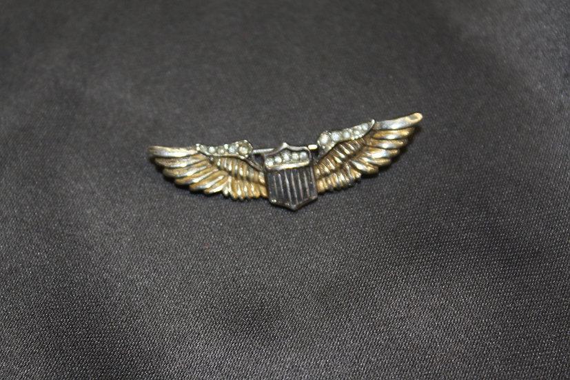 WWII Sweetheart Wings
