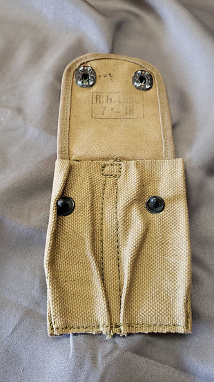 WWI US MAG POUCH