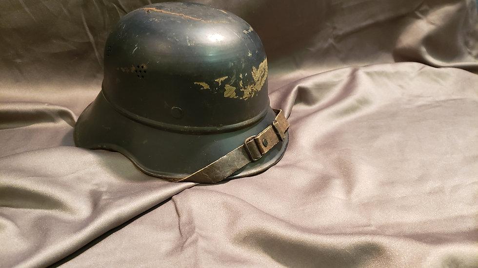 WWII LUFTSCHUTZ HELMET