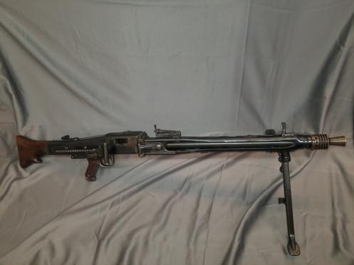 MG42 Machine Gun (with Dummy Receiver)
