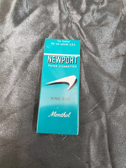 VIETNAM NEWPORT C RATION CIGARETTES