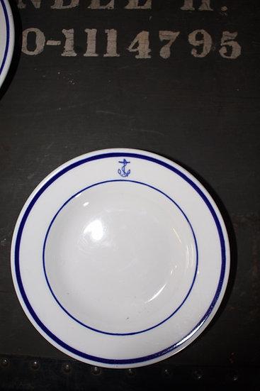 WWII US Navy China - Fruit Salad Bowl
