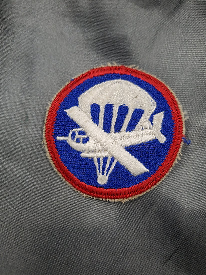 WWII US GLIDER ASSAULT CAP PATCH