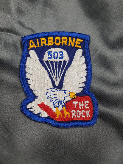 US 503RD AIRBORNE PATCH