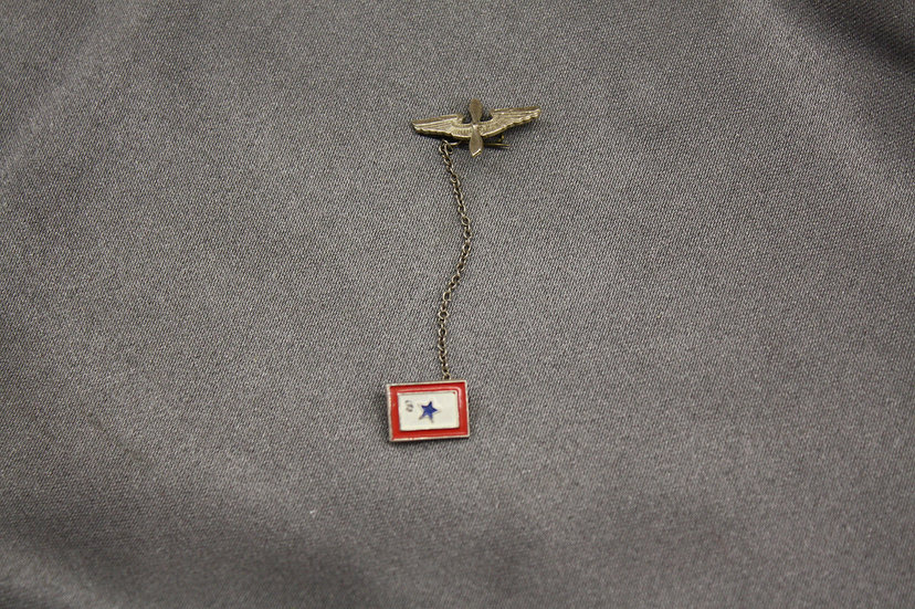 WWII Sweetheart Pin - Air Corps