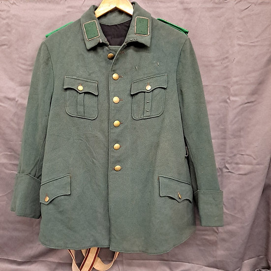WWII GERMAN JUSTICE OFFICIAL UNIFORM