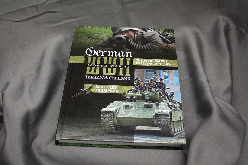 Book - WWII German Reenacting