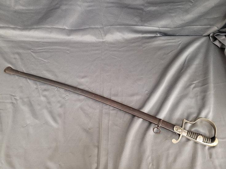 IMPERIAL GERMAN FIREMEN SWORD