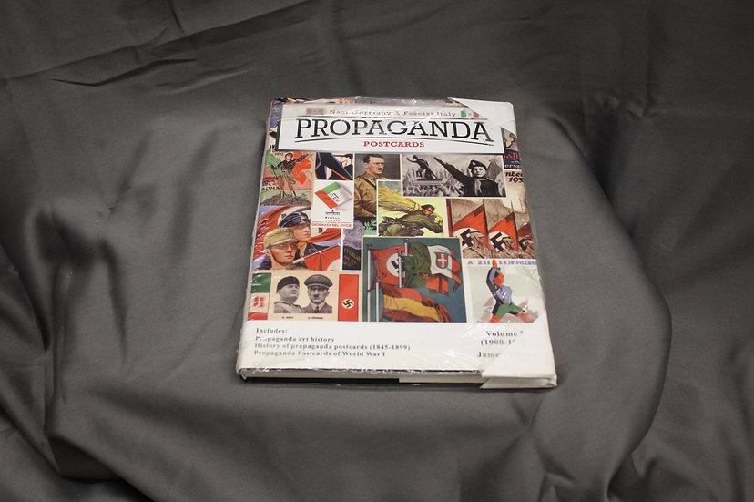 Book - Nazi German & Fascist Italy Propaganda Postcards