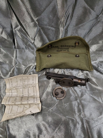 WWII US GRENADE LAUNCHER SIGHT