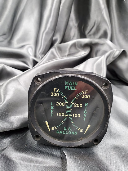 WWII OR POST MAIN FUEL INDICATOR