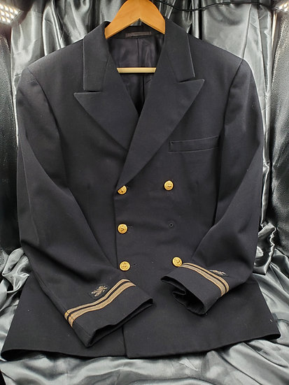 WWII US NAVY OFFICER JACKET