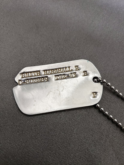 D-Day Dog Tags Reproduction