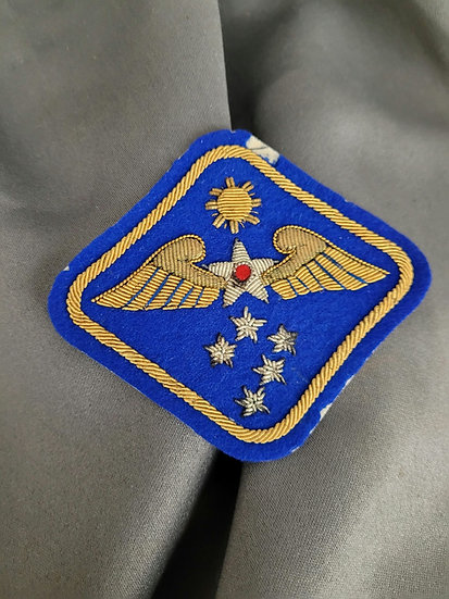 WWII US FAR EAST HQ PATCH