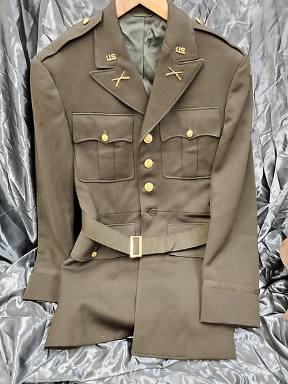 WWII US CLASS A INFANTRY JACKET
