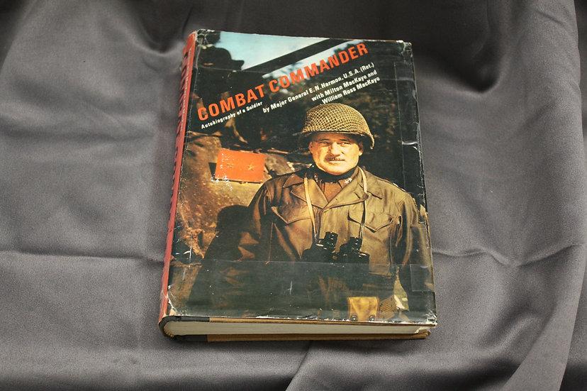 Book - Combat Commander - Autographed