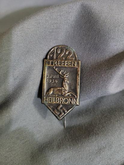 WWII ERA GERMAN STICK PIN