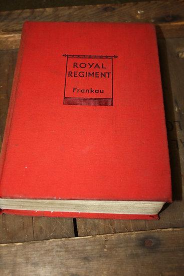 Royal Regiment Book