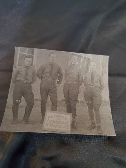 WWII GERMAN PHOTOGRAPH