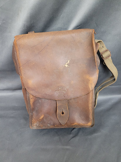 WWII JAPANESE OFFICER MAP CASE
