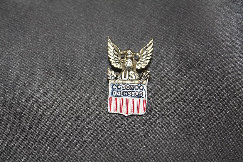 WWII Coro Sweetheart Pin